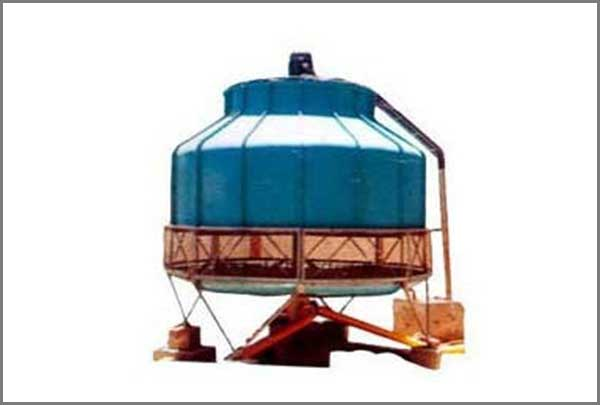 FRP Round Counter Flow Cooling Tower Services