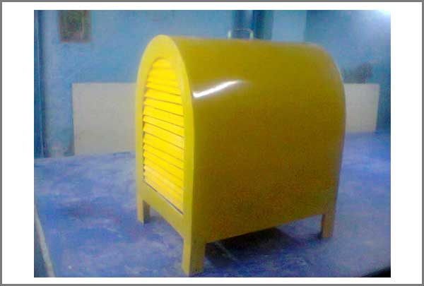 Industrial Motor Cover / Canopy3