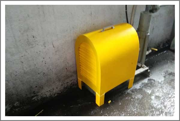Industrial Motor Cover / Canopy4