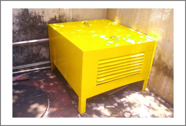 Industrial Motor Cover / Canopy5